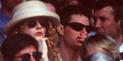Tras iniciar un romance con Cruz, el actor decidió terminar su matrimonio de 11 años con Nicole Kidman. Foto:Getty Images