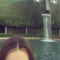 La modelo viajó a Austria para tomarse un descanso. Foto:vía instagram.com/mirandakerr