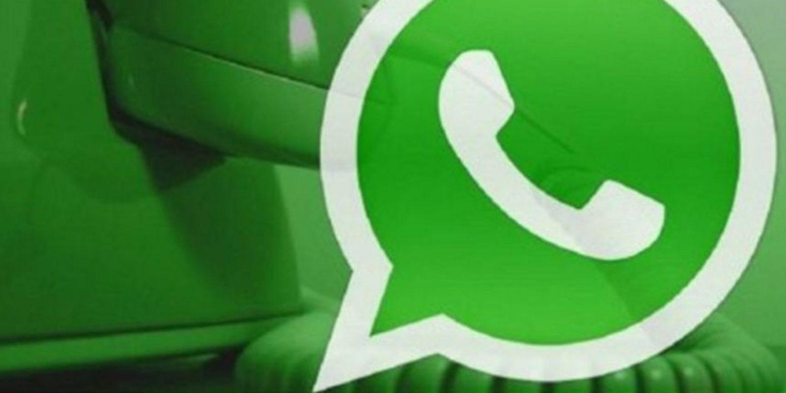 4- Deben tener la más reciente versión de WhatsApp para hacer llamadas. Foto:Pinterest