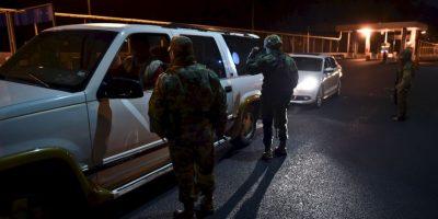 Joaquín Guzmán Loera es el primer capo mexicano en fugarse en dos ocasiones de una cárcel de máxima seguridad. Foto:AFP