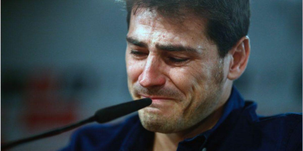 VIDEO. Las lágrimas de Iker Casillas después de 25 años con el Real Madrid