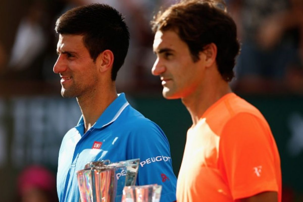 4- Masters 1000 de Indian Wells 2015. Foto: Getty Images