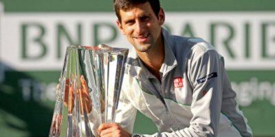 Derrotó a Federer en tres sets con parciales de 6-3, 3-6 y 7-6(4). Foto:Getty Images
