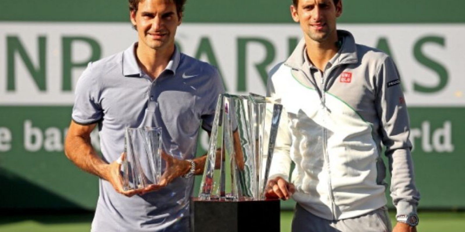 1- Masters 1000 de Indian Wells 2014. Foto: Getty Images