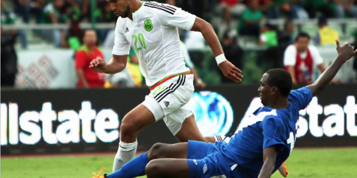 La Selección Nacional llega en agonía al juego frente a México