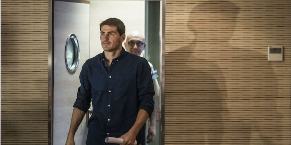 Jugadores sí se despiden de Iker Casillas pero en Twitter