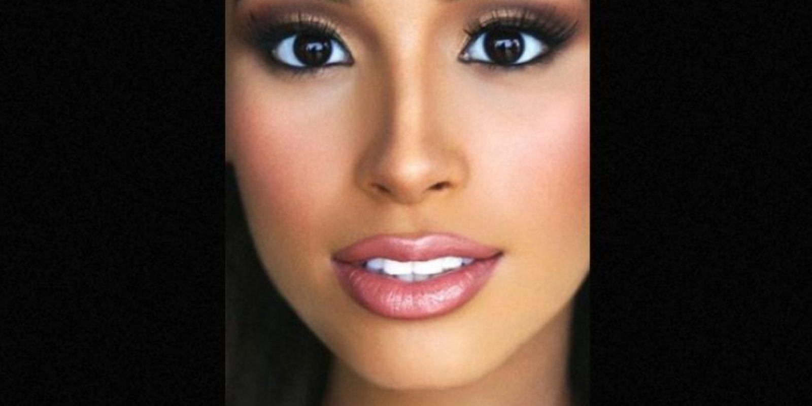 Anea Garcia – Miss Rhode Island. Ella tiene 20 años y sus padres son de República Dominicana Foto:YouTube/MissUsa
