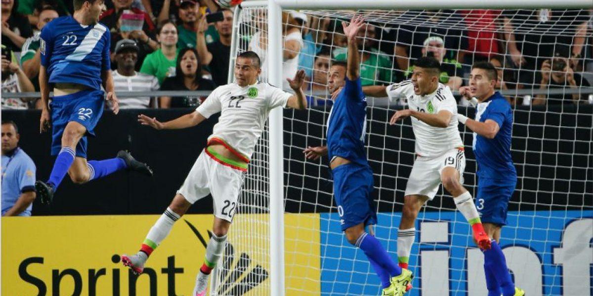 Guatemala sigue con vida en la Copa de Oro