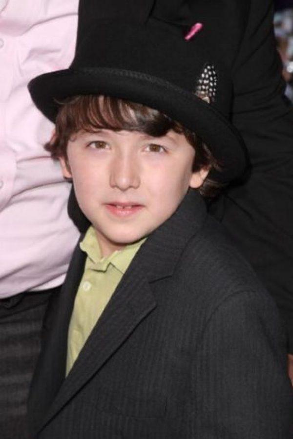 El pequeño Frankie acompañó a sus hermanos durante sus giras y proyectos en cine y televisión. Foto:Getty Images