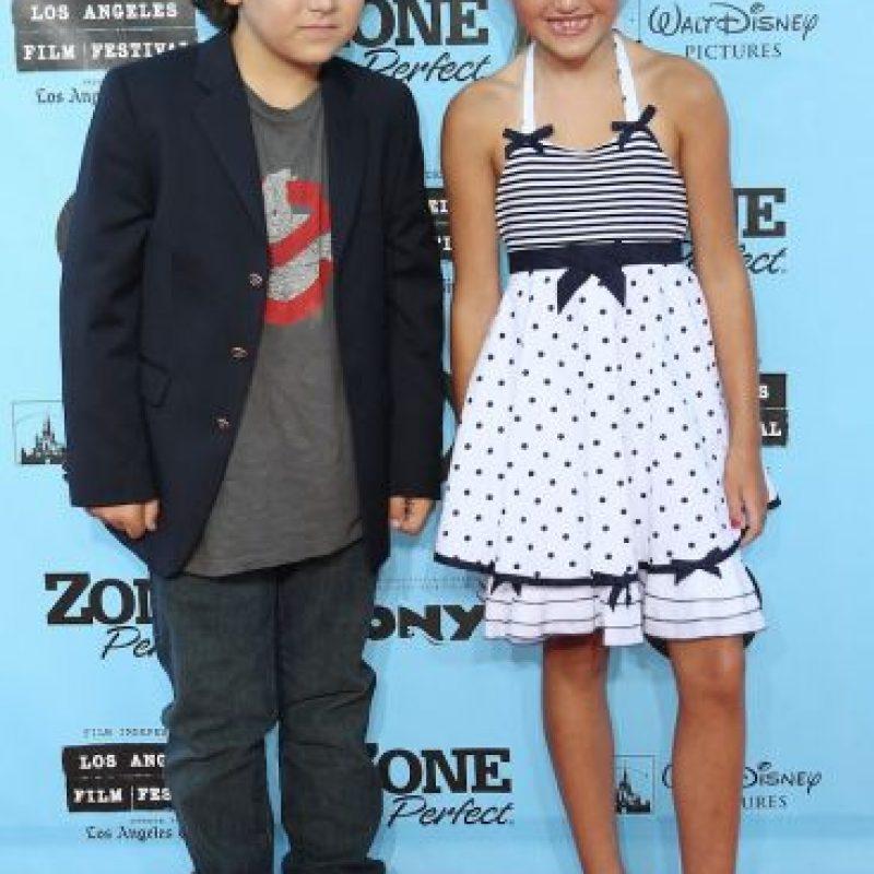 """En 2009, colaboró con la hermana de Miley Cyrus, al prestar su voz para la cinta animada """"Ponyo"""". Foto:Getty Images"""
