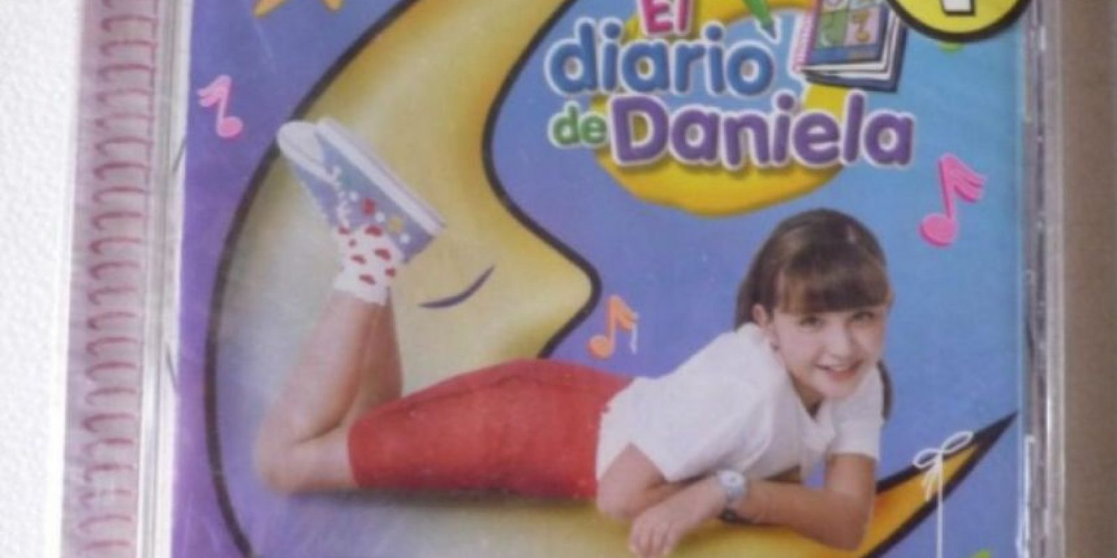 """Protagonizó la telenovela """"El Diario de Daniela Foto:vía instagram.com/lalujans"""
