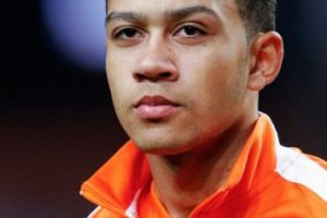 Mephis Depay (Holanda) en la vida real. Foto: Getty Images