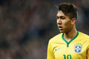 Roberto Firmino (Brasil) en la vida real. Foto: Getty Images