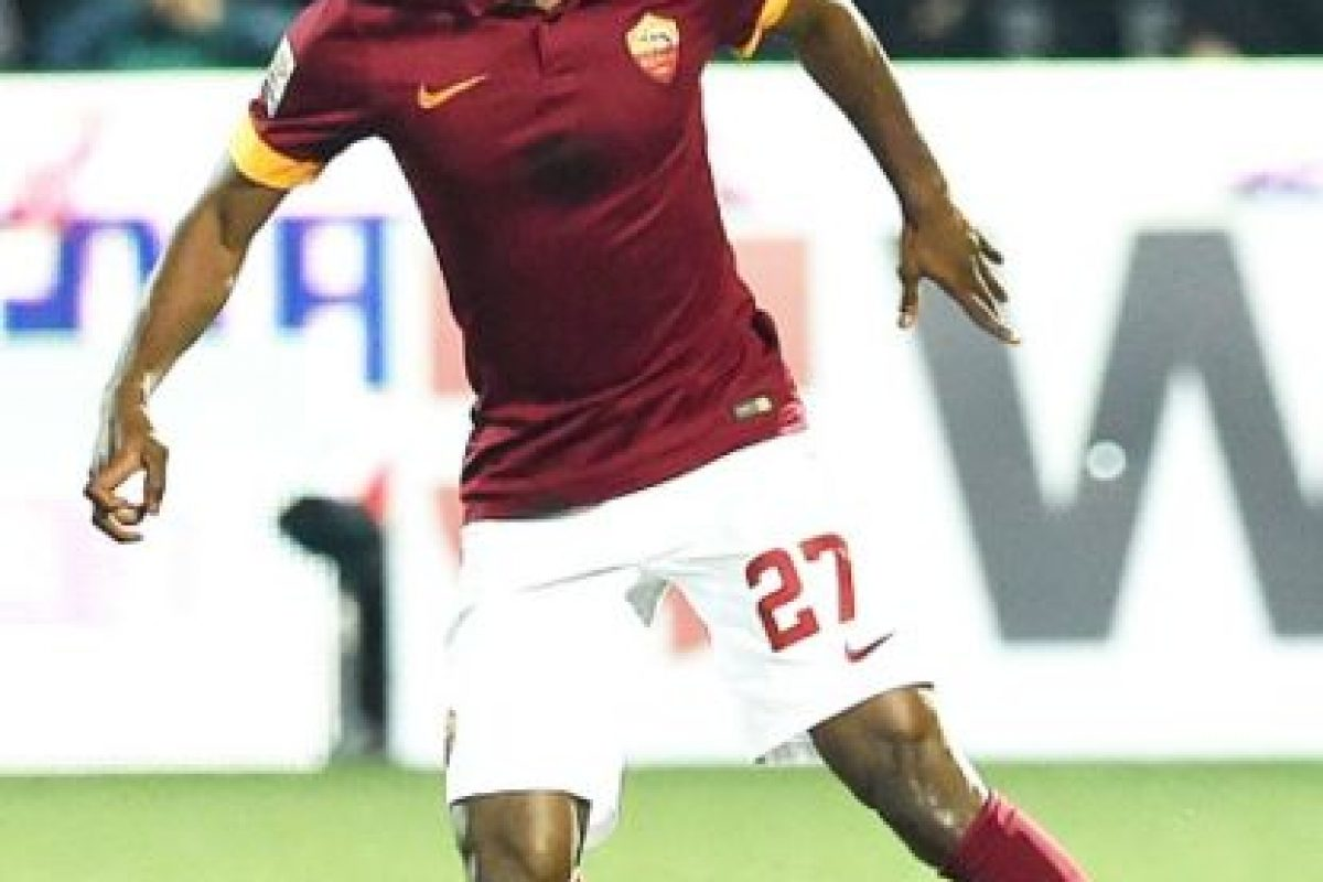 Gervinho (Costa de Marfil) en la vida real. Foto: Getty Images