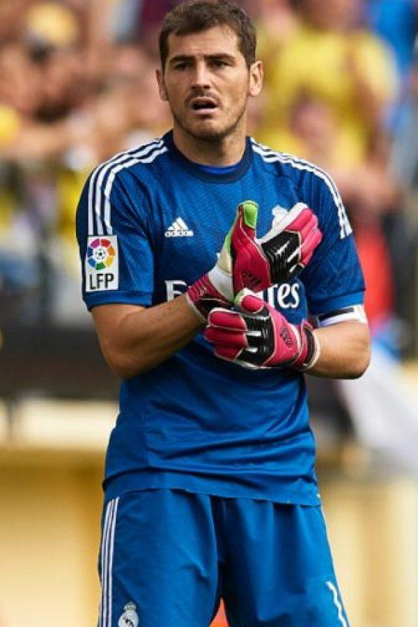 Iker Casillas (España) en la vida real. Foto:Getty Images