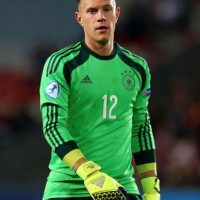 Marc-André ter Stegen (Alemania) en la vida real. Foto: Getty Images