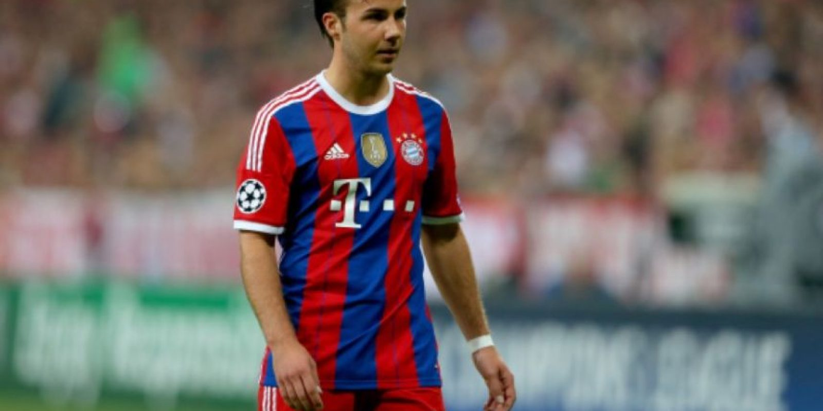 Mario Götze (Alemania) en la vida real. Foto: Getty Images