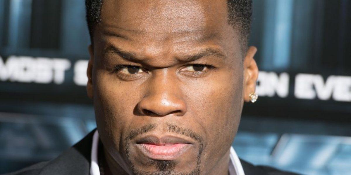 Revelan que el famoso rapero 50 Cent está en bancarrota