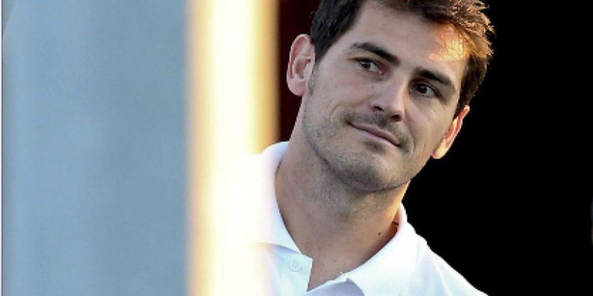 FOTOS. Así reciben a Iker Casillas en Portugal