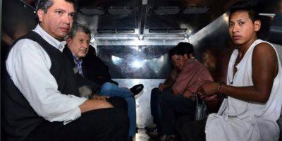 Yerno del presidente Otto Pérez deberá esperar por audiencia de primera declaración