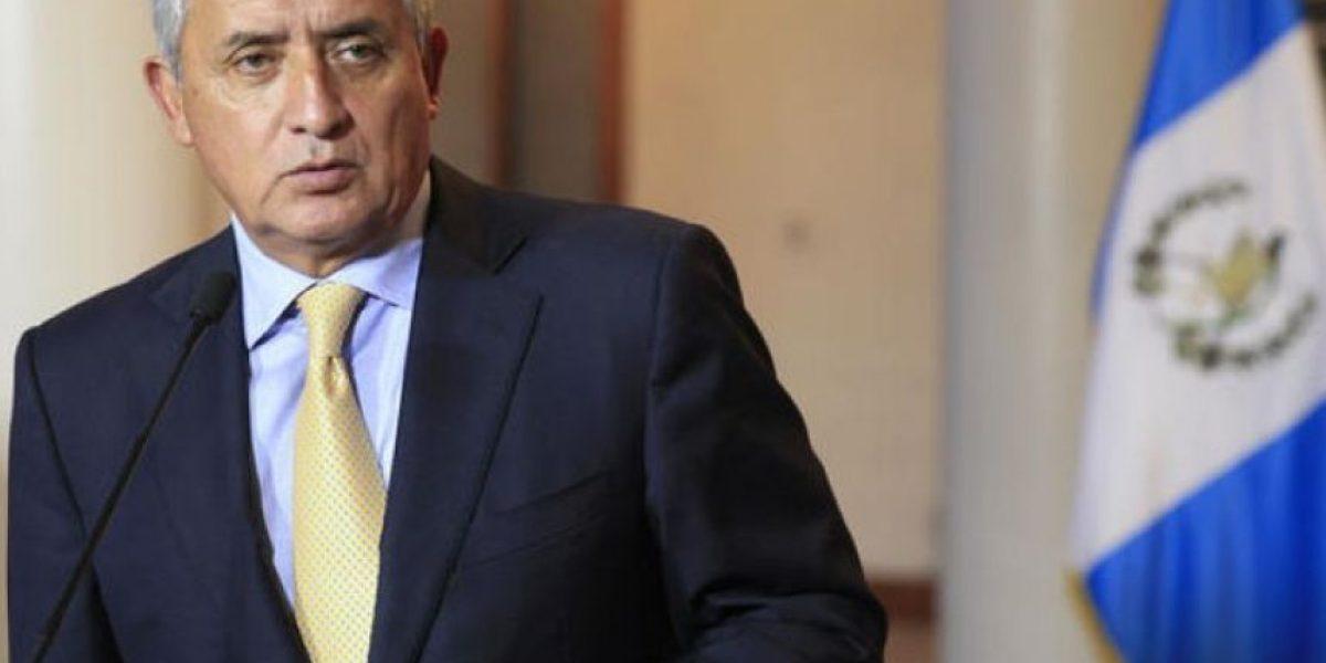 Otto Pérez reaparece en las redes sociales con emotivo mensaje