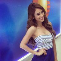 La modelo y conductora mexicana Yanet García tiene 24 años. Foto:vía instagram.com/iamyanetgarcia