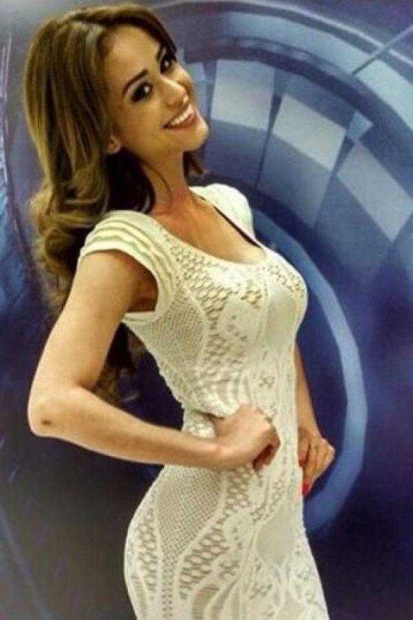 Su gran pasión es el modelaje Foto:vía instagram.com/iamyanetgarcia