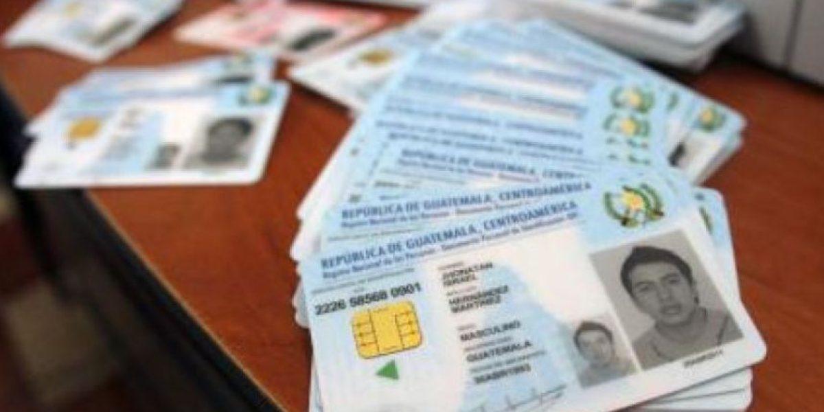Renap entregará 350 mil DPI en enero de 2017