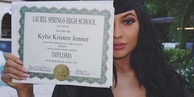 Así fue la fiesta de graduación de Kylie y Kendall Jenner
