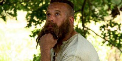 """Vin Diesel luce muy diferente en su nueva película """"The Last Witch Hunter"""""""