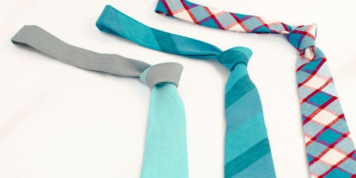 Fotos. Una nueva línea de corbatas y corbatines inspirados en Guatemala
