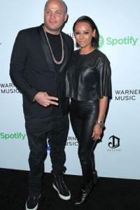Actualmente está casada con el productor Stephen Belafonte y juntos tienen una hija llamada Madison. Foto:Getty Images