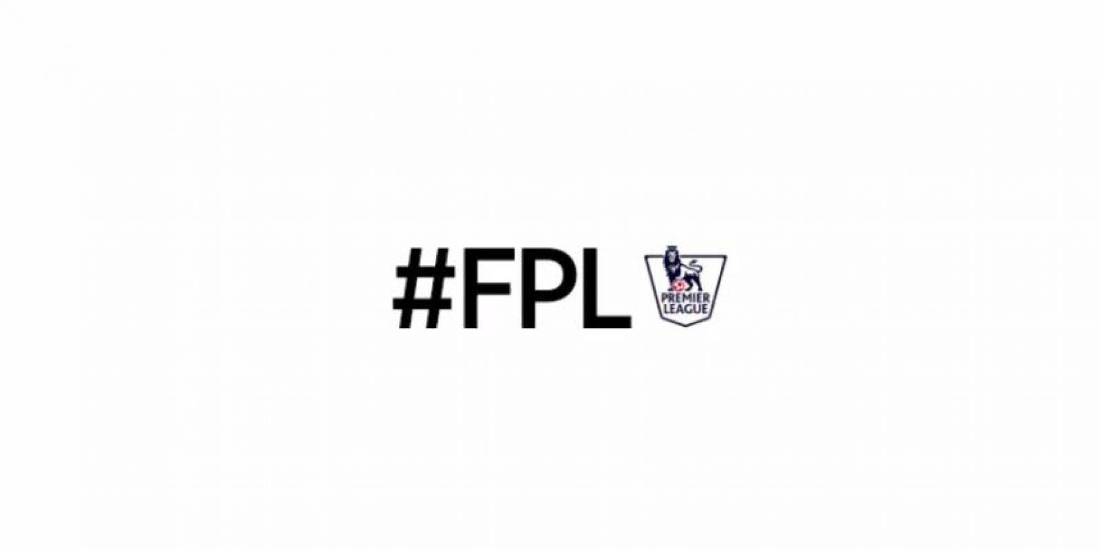 Emoji de la Futbol Premier League. Foto:Twitter