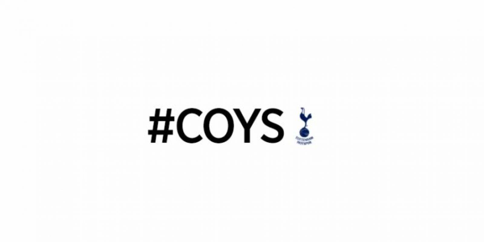 Tottenham Hotspur. Foto:Twitter