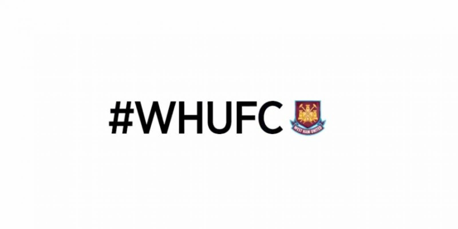 West Ham United. Foto:Twitter