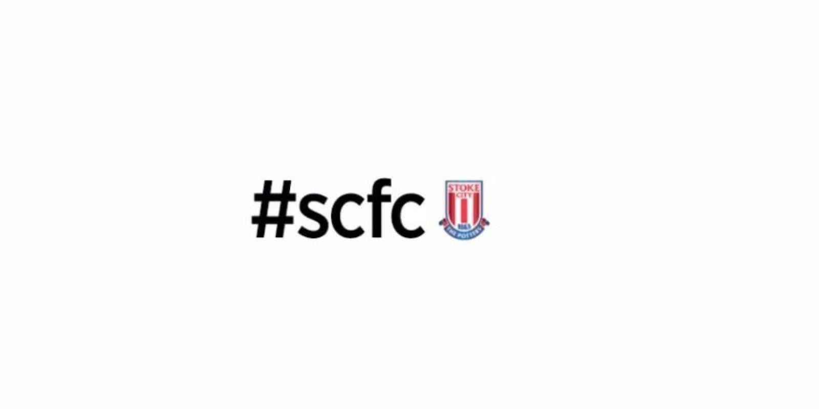 Stoke City. Foto:Twitter