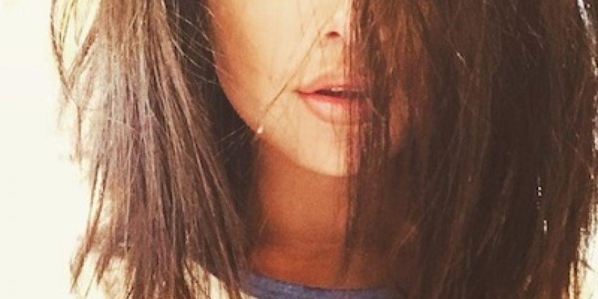 Selena Gómez presume su nuevo look en las redes sociales