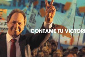 Daniel Scioli – Frente para la Victoria (FPV) Foto:Facebook.com/danielsciolioficial