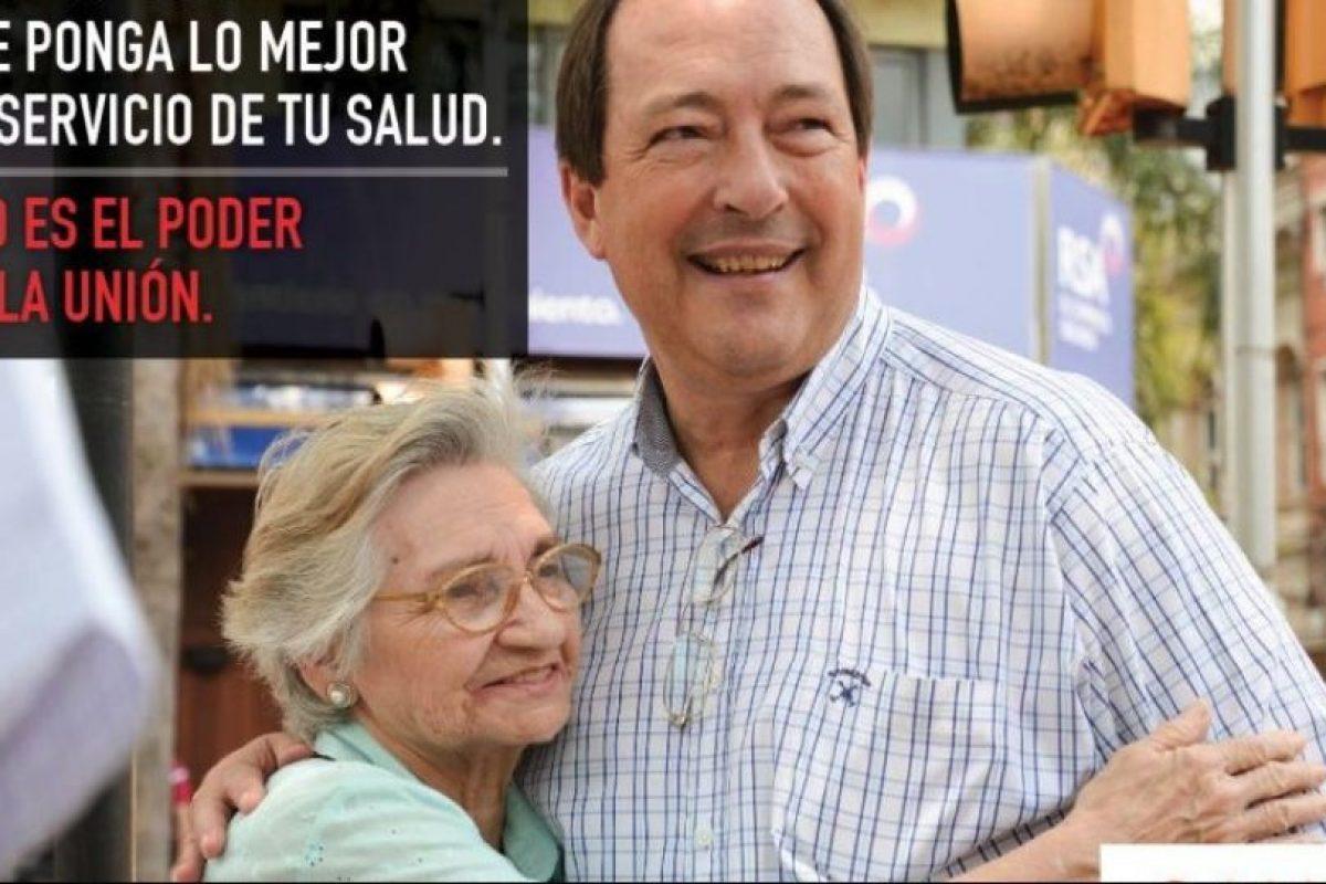 "Ernesto Sanz – ""Cambiemos"" Foto:facebook.com/ernestoricardosanz/"