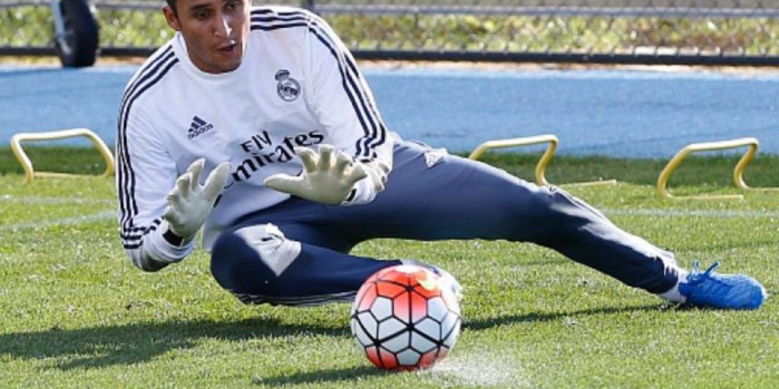 Keylor, de 28 años, nació en el Saprissa de su natal Costa Rica y de ahí pasó al Albacete y al Levante de España. Foto:Getty Images