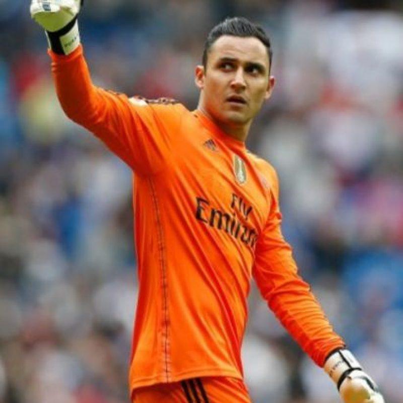 En 2014 llegó al Real Madrid, aunque con un rol de suplente. Foto:Getty Images