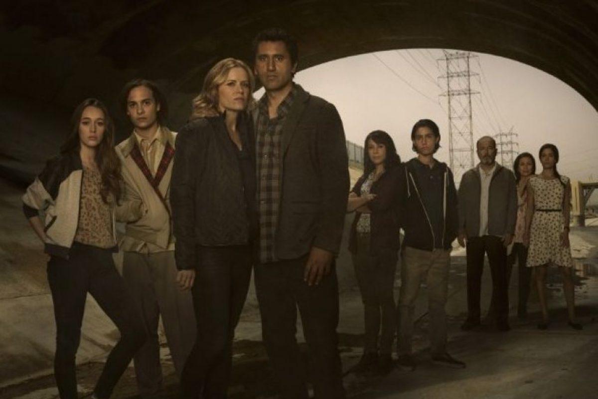 """""""Fear The Walking Dead"""" no está relacionada con los personajes de """"The Walking Dead"""" Foto: IMDb"""