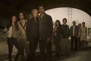 """Fear The Walking Dead"" no está relacionada con los personajes de ""The Walking Dead"" Foto:  IMDb"