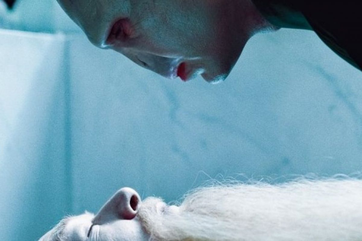 """Así """"Voldemort"""" roba la """"Varita de Saúco"""" de la tumba de """"Dumbledore"""" Foto:IMDb"""