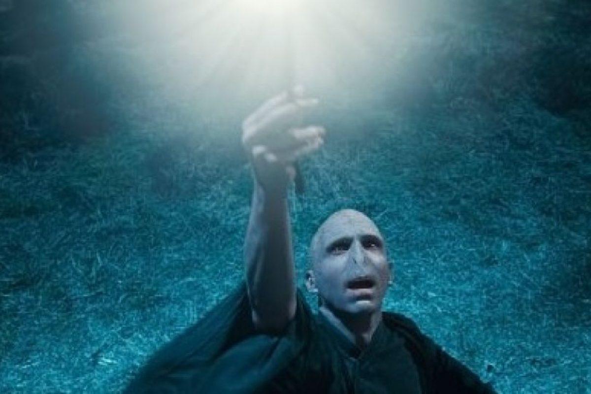 Debido a que el villano desea convertirse en el mago más poderoso del mundo. Foto:IMDb