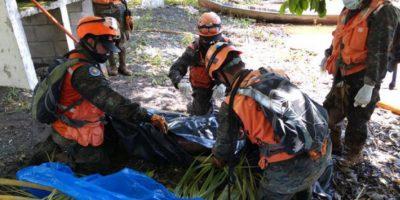 Sube a cinco el número de víctimas mortales por inundaciones en Izabal