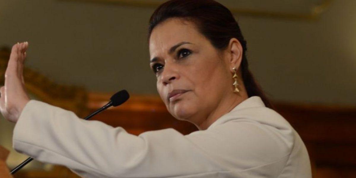 CSJ rechaza amparo de Baldetti que busca revertir embargo