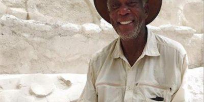 VIDEO. Morgan Freeman