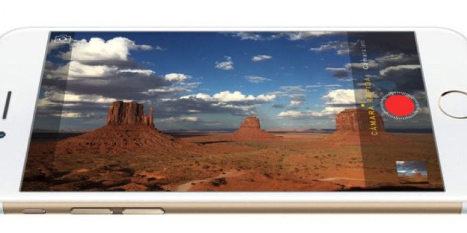 Todo indica que el iPhone 6s tendrá el mismo diseño que el iPhone 6s. Foto: Apple