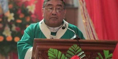 Monseñor crítica la falta de recursos para salud y educación